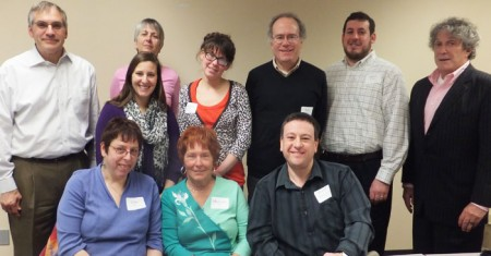 Temple Israel attends annual Jewish Educators' Network retreat