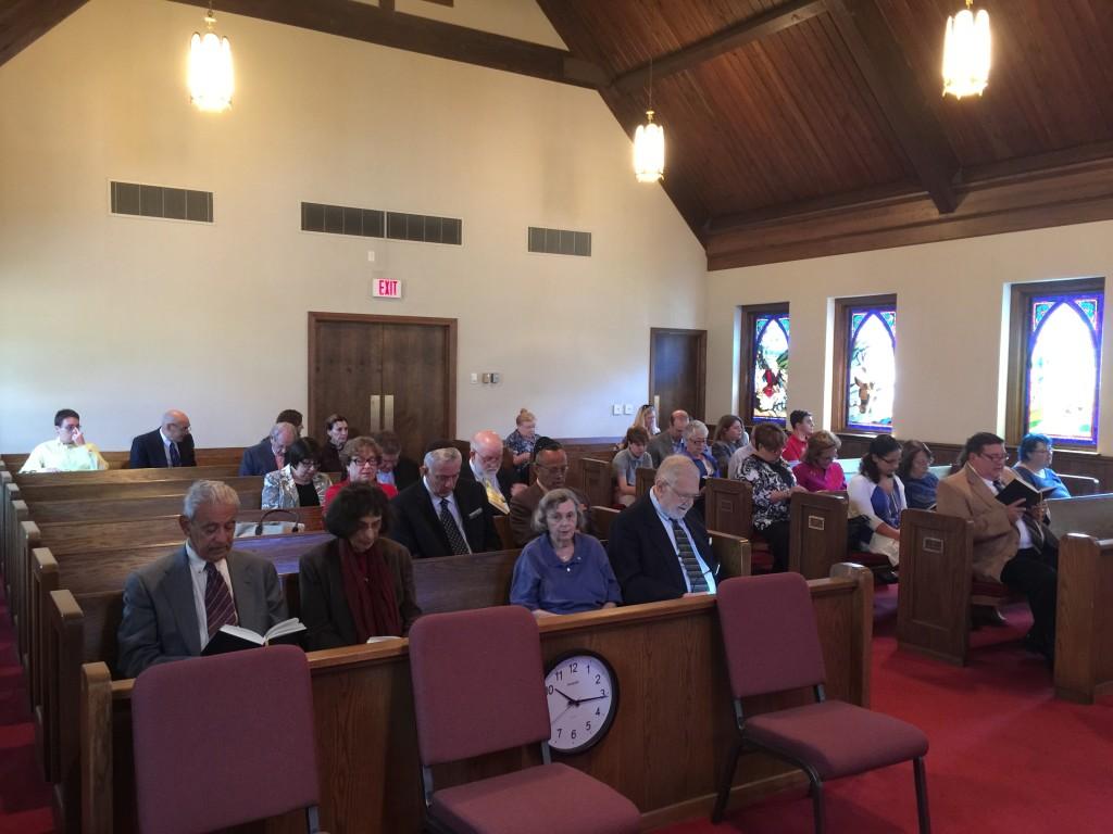 Congregation 2015